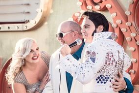 Frankie Castro-Best Elvis Officiant in Las Vegas