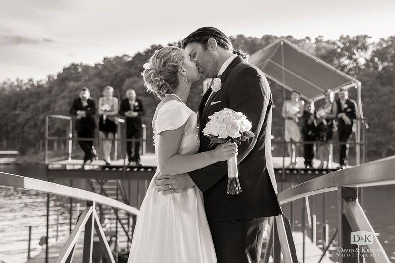 hartwell lake house wedding perry 37