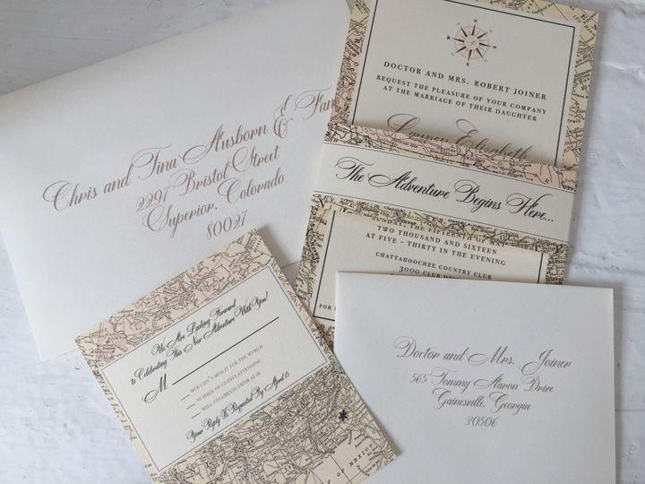 Invitation sets