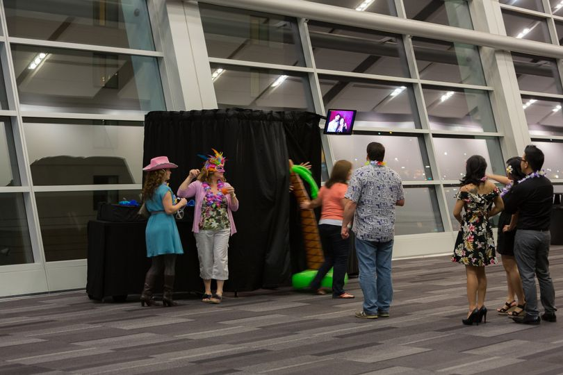 Our photo booth service will be one of the highlights of your event! Everyone will stay till the...