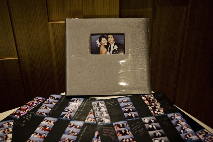 Keep memories of your fun night forever, by adding on our scrapbook service!
