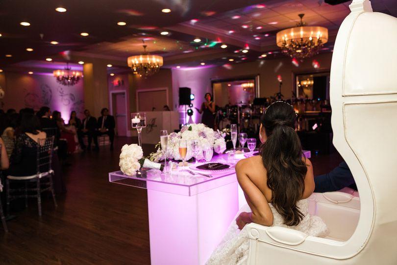 Coral Gables Elegant Wedding