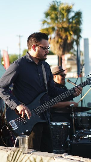 On the bass