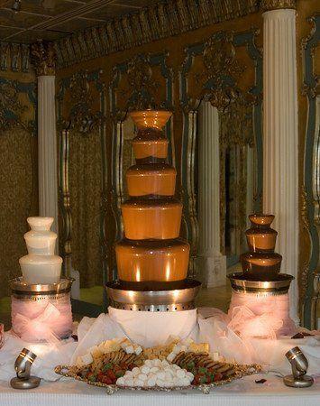 Triplechocolatewedding