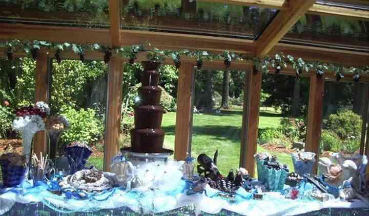 Chocolate Decadence chocolate fountains
