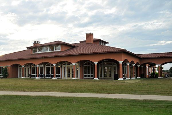 SHCC Clubhouse Exterior