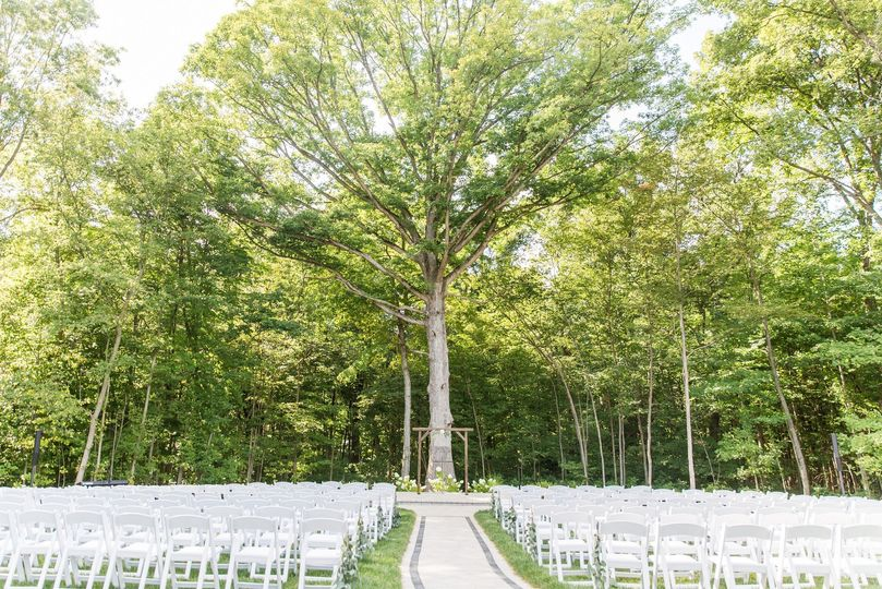 Ceremony Oak Tree