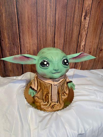 Unique theme cake