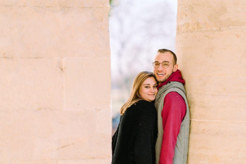 Matt and Lauren