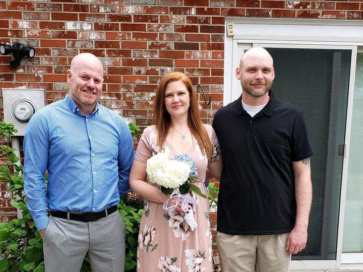 Tmx Krystal Josh Evan Elopement 51 1896179 158610108258391 Virginia Beach, VA wedding officiant