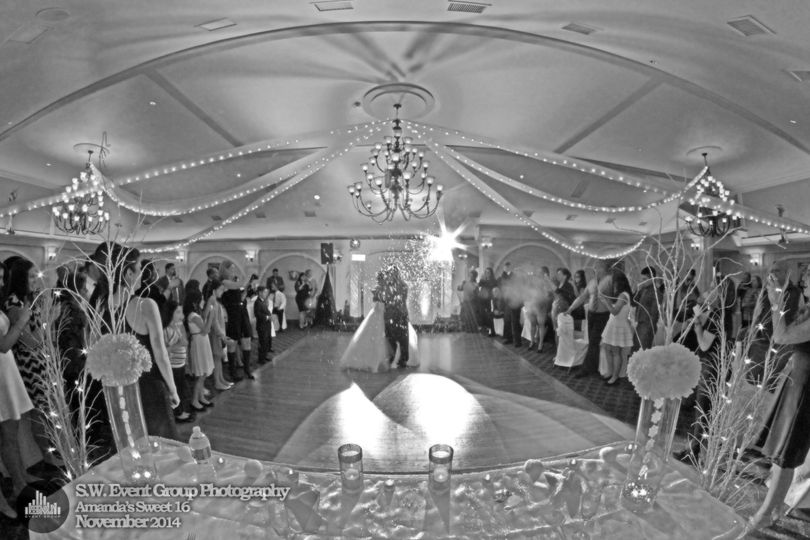 Elegant first dance - S.W. Event Group Photography