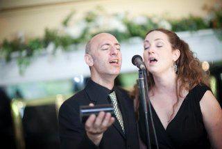 A great duet! Swan Club, Long Island. June 2010