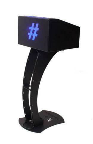 Hoot #Hashtag Instagram Printing Station