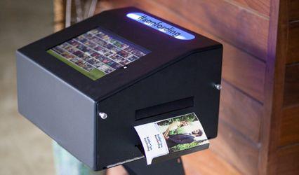HootBooth Photo Booth & Instagram Printer Rentals 1