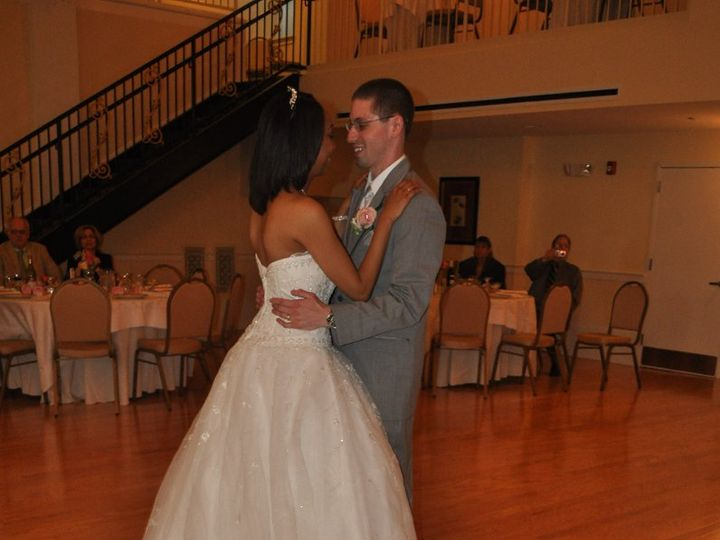 Tmx 1359487233207 FirstDance Passaic, New Jersey wedding venue
