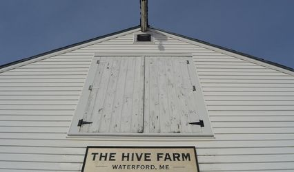 The Hive Farm & Wedding Barn