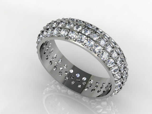Tmx 1341505097076 3roweternity01 Schaumburg wedding jewelry