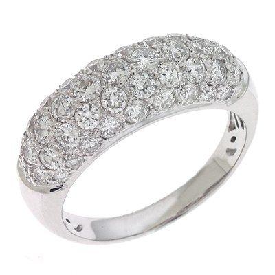 Tmx 1341505321562 170ctwPaveRing Schaumburg wedding jewelry