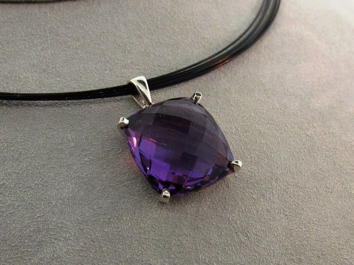 Tmx 1341509942782 Amethyst01 Schaumburg wedding jewelry