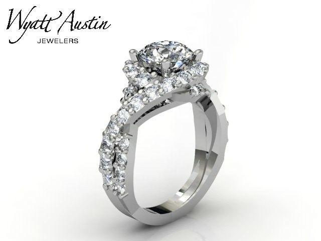 Tmx 1403039806862 Wrapped Halo Logo 2 Schaumburg wedding jewelry