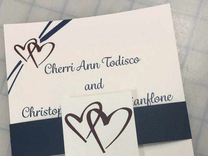 Tmx 1466100899074 Img17681 East Rochester, NY wedding invitation