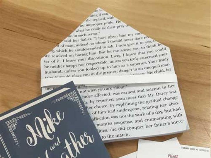 Tmx 1466529058074 Img1840web East Rochester, NY wedding invitation