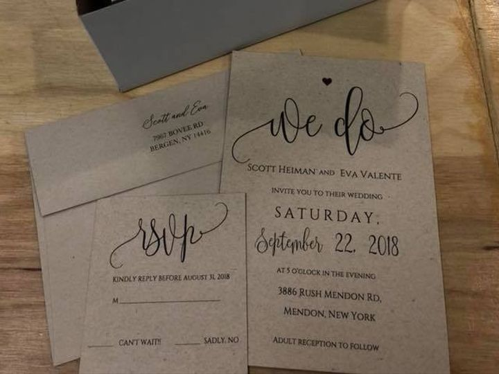 Tmx Invite 11 51 930279 1566566279 East Rochester, NY wedding invitation