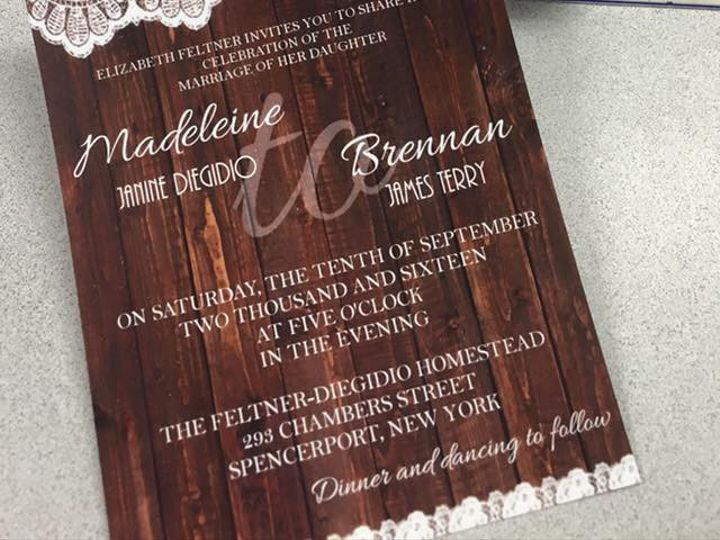 Tmx Invite 26 51 930279 1566566283 East Rochester, NY wedding invitation
