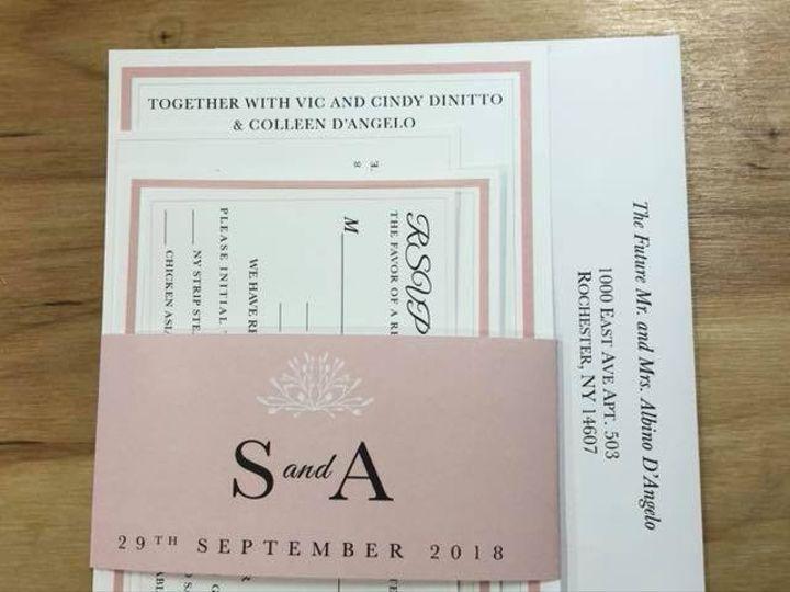 Tmx Invite 33 51 930279 1566566285 East Rochester, NY wedding invitation