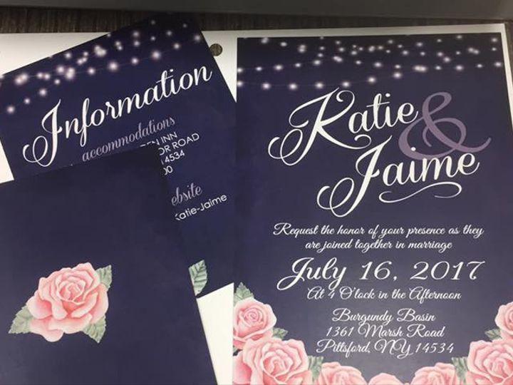 Tmx Invite 38 51 930279 1566566286 East Rochester, NY wedding invitation