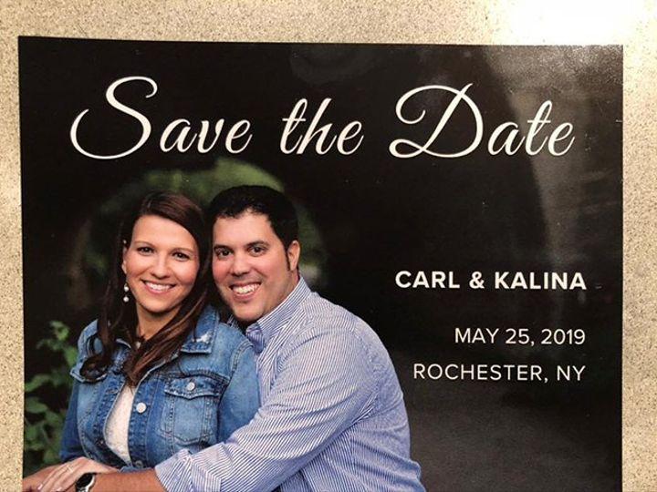 Tmx Invite 7 51 930279 1566566275 East Rochester, NY wedding invitation