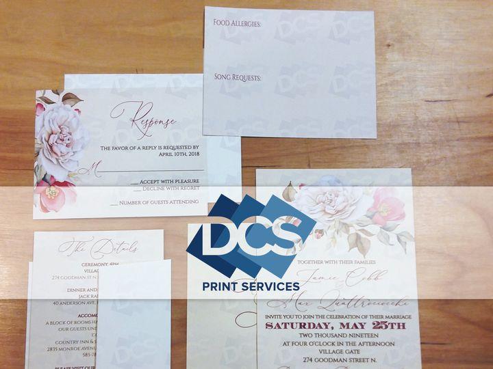 Tmx Quatrachochi Invite Set Story Post 51 930279 East Rochester, NY wedding invitation