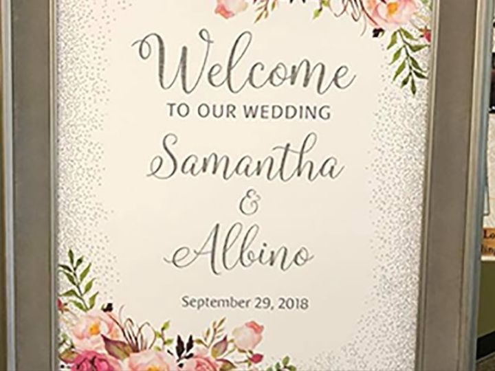 Tmx Sign 2 51 930279 1566566287 East Rochester, NY wedding invitation