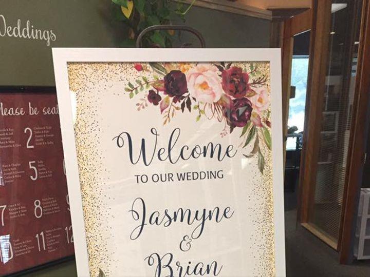 Tmx Sign 4 51 930279 1566566289 East Rochester, NY wedding invitation