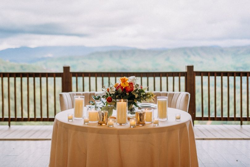 Sweetheart Table | Grand Hall