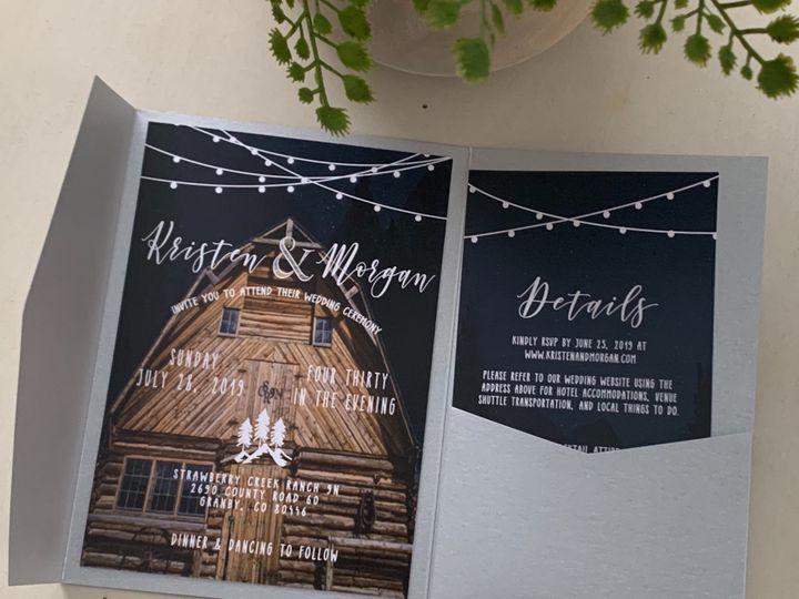 Tmx 7affdc89 0753 4943 8a5d Ef7f0cc62bdc 1 201 A 51 1031279 1571004990 Littleton, Colorado wedding invitation