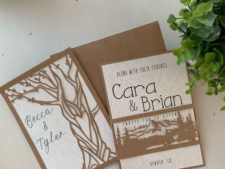 Tmx A62df954 4bdf 4055 8701 A6ccdc464843 51 1031279 1571004894 Littleton, Colorado wedding invitation