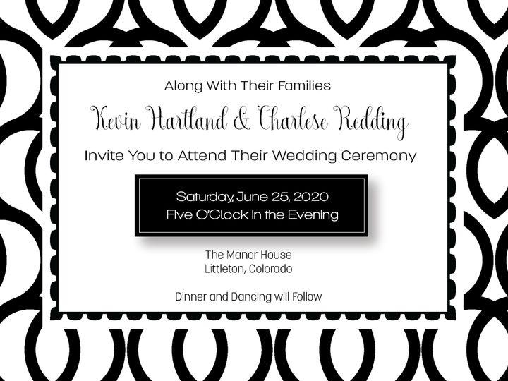 Tmx Genericweddinginvitation 5 01 51 1031279 1571007527 Littleton, Colorado wedding invitation