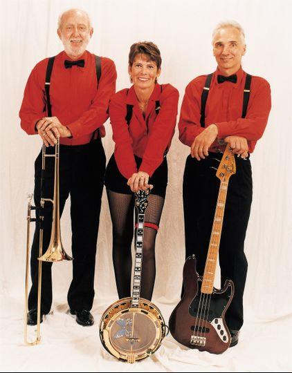 banjo buddies dixieland jazz trio