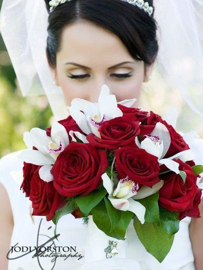My beautiful bride Paloma