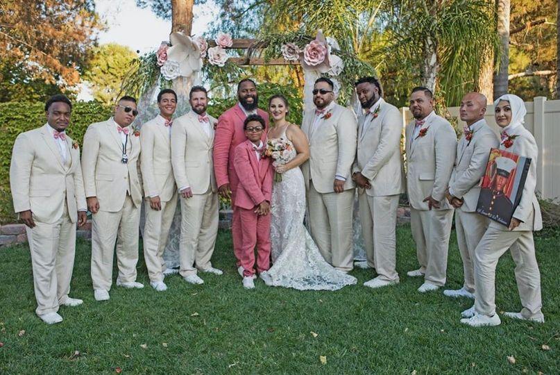 Don Wedding Party