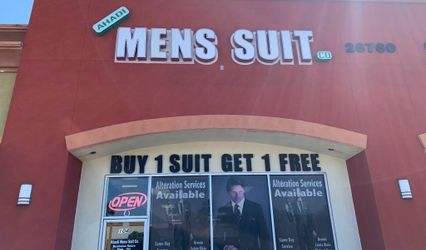 Ahadi Mens Suit Co