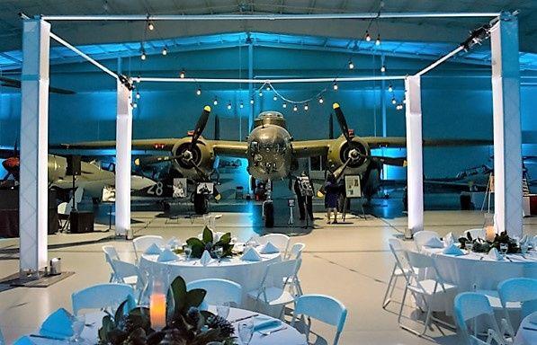 Army Air Corp Hangar