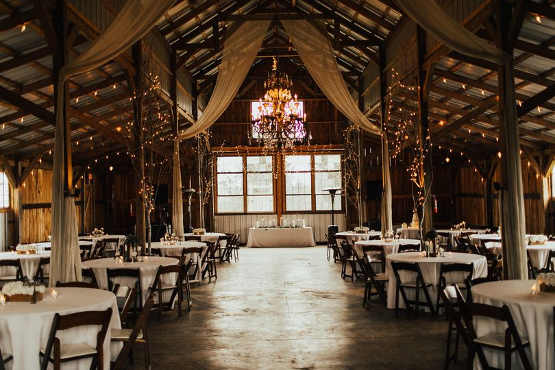 Wedding at Tomlinson Farms