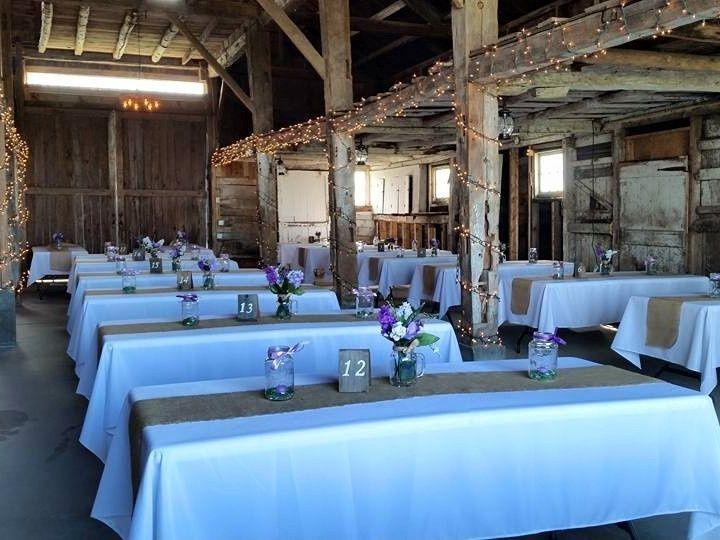 Tmx 1456087725697 Setup In Barn Greene, ME wedding venue