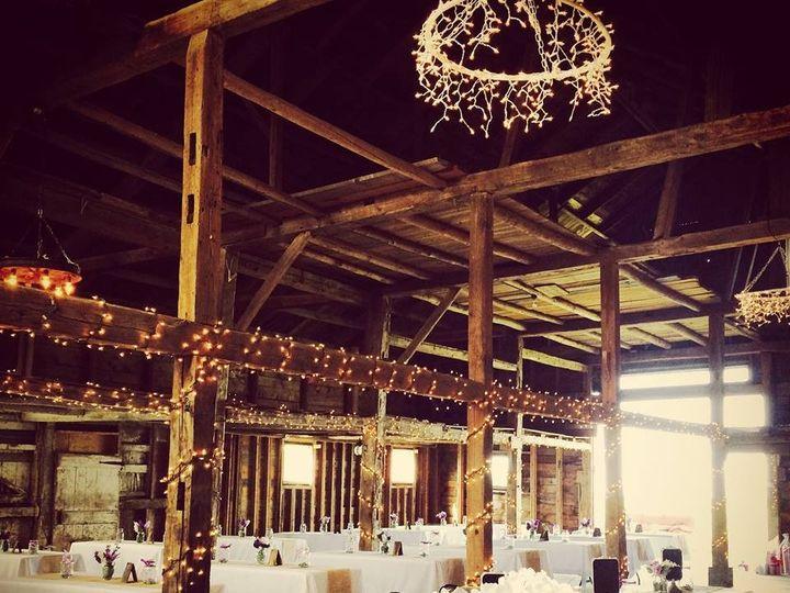 Tmx 1456087725852 Inside The Barn Greene, ME wedding venue