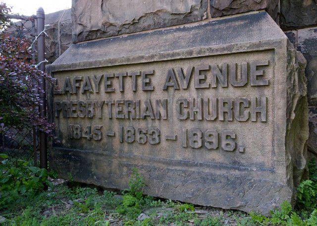 Church signage