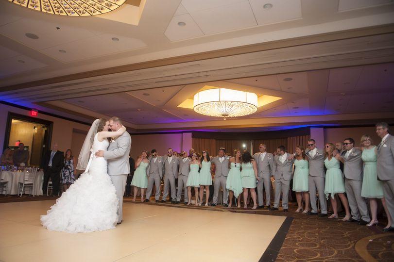 cole wedding 2