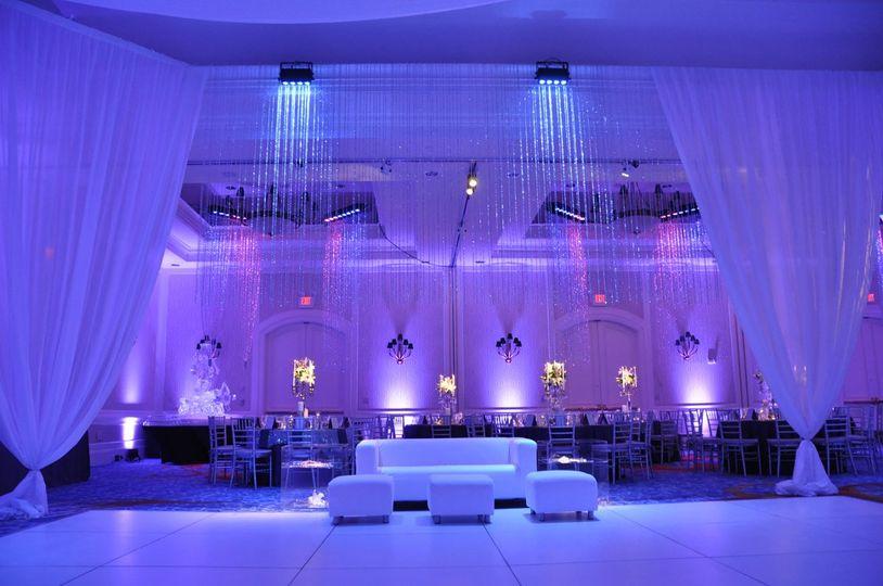blue steel lighting design event rentals chesapeake va