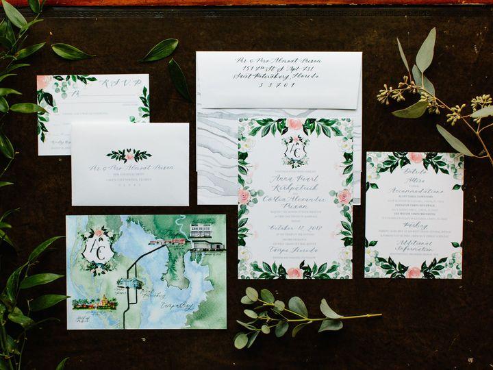 Tmx Ac M Wed 659 51 1054279 Winter Park, FL wedding invitation